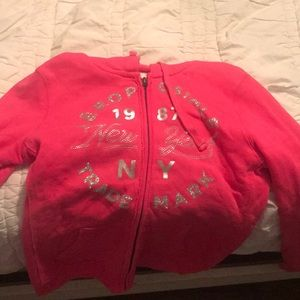 Brand new Aeropostale zip up jacket